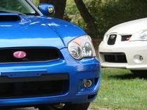 GalaxiePacerVegaProbe-Subaru WRX Hatch