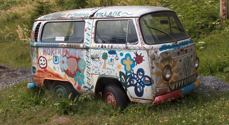 Found a Volkswagen in Prince Rupert, BC