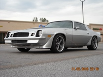 1981silverz28-Chevrolet camaro