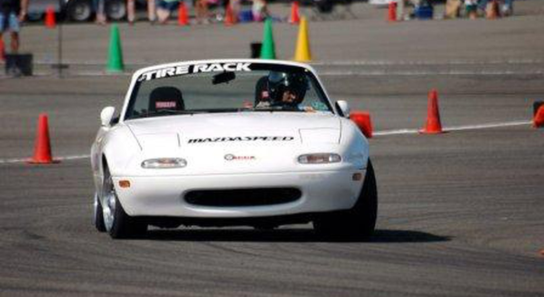 1992 Mazda STS2 Miata