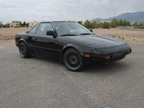 Cambi-Toyota MR2 Supercharged T-Top