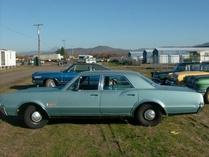 paulmrpete-Oldsmobile Cutlass 6 cylinder