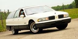 Esoteric Nixon - Jordan-Oldsmobile Custom Cruiser