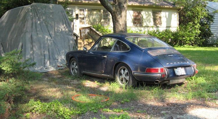 Found a Porsche in Henrico, VA