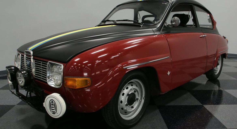 Classic Motorsports Car Catcher: Rally Saab| Classic Motorsports ...