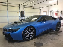 Karacticus-BMW i8 Coupe