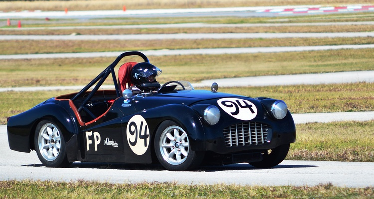 1957 Triumph Tr3 Project Cars Classic Motorsports