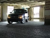 blizazer-Chevrolet Blazer