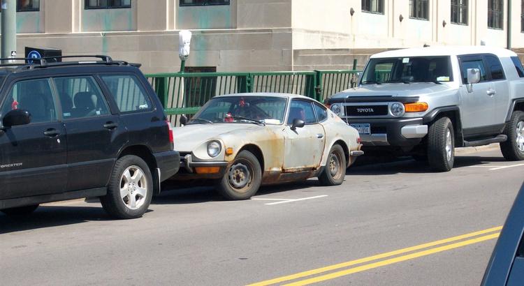 Found a Datsun in Rochester, NY