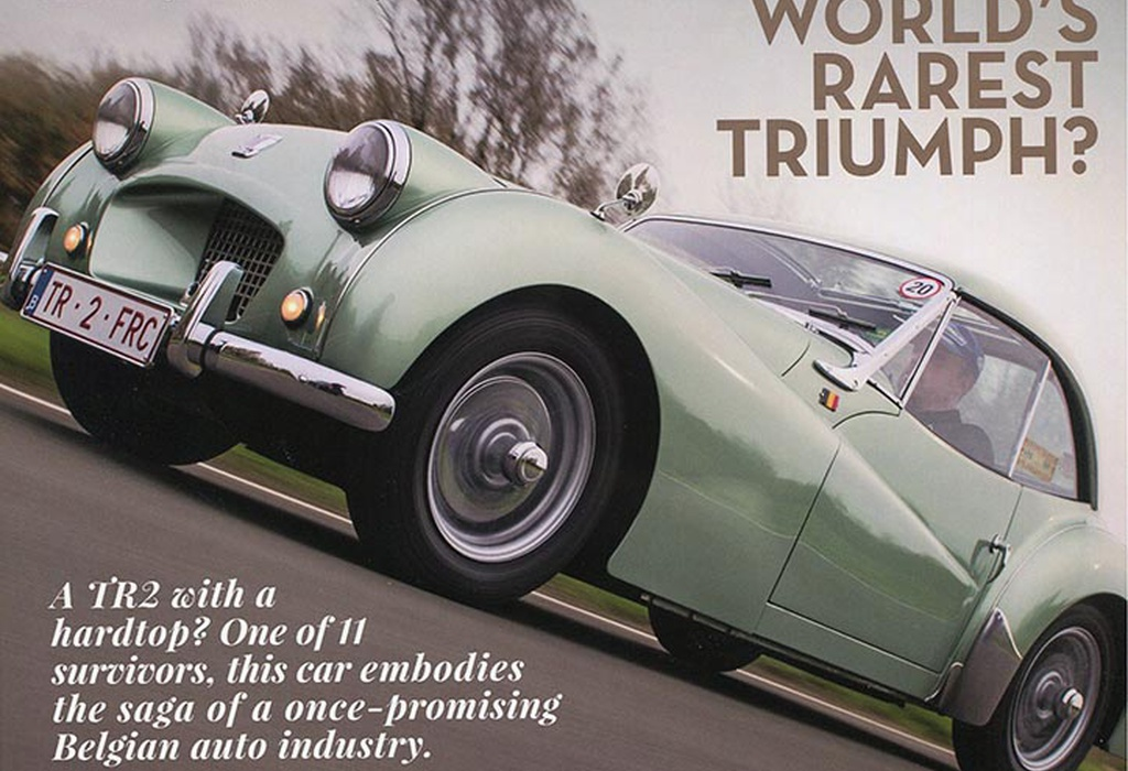 World's Rarest Triumph?