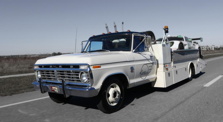 1973 Ford F-350 Ramp Truck
