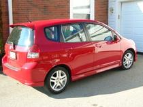 Rupert-Honda Fit Sport