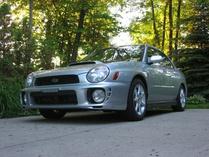 CrashTest-Subaru WRX/STi hybrid