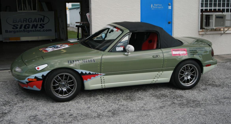 1994 Mazda Miata Turbo