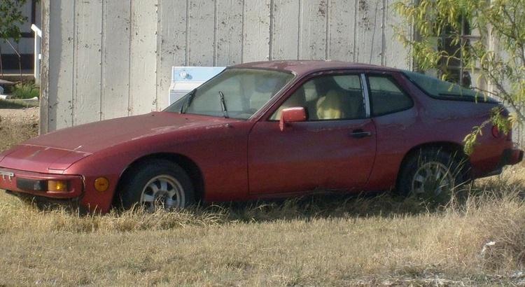 Found a Porsche in Midland, TX
