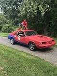 GarageHeroesInTraining-Ford Mustang GT Turbo
