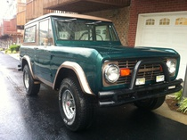 Sheehanigans-Ford Bronco