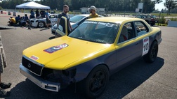 singleslammer-Lexus LS400 Nascar Spec