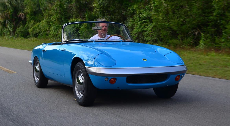 1964 Lotus Elan