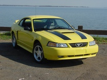Joseph-Ford Mustang GT