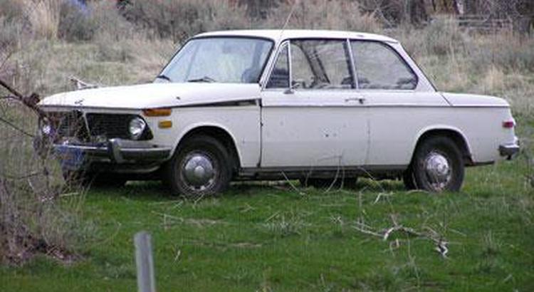 Found a BMW in Susanville, CA