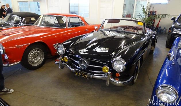 Classic Car Dealer East Los Angeles