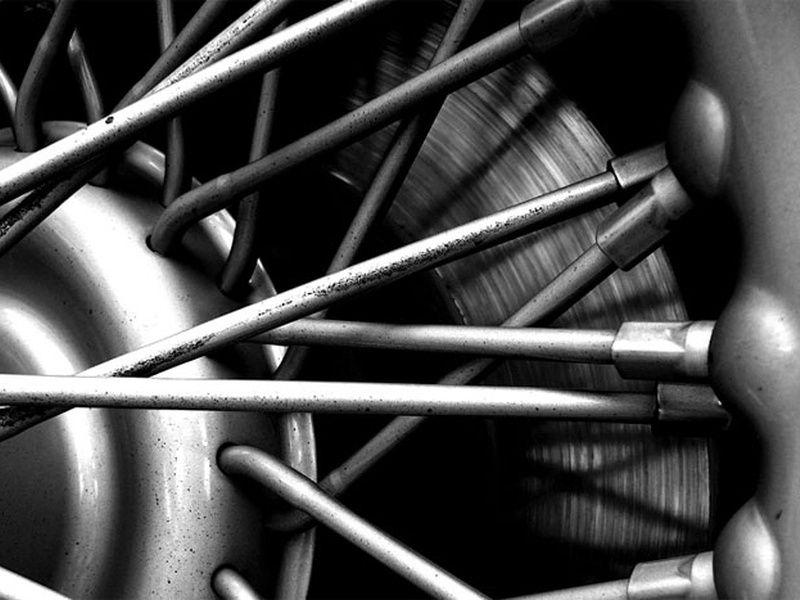 Wire Wheels & Classic Cars | Articles |