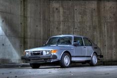 CrashTest-Saab 900 Turbo
