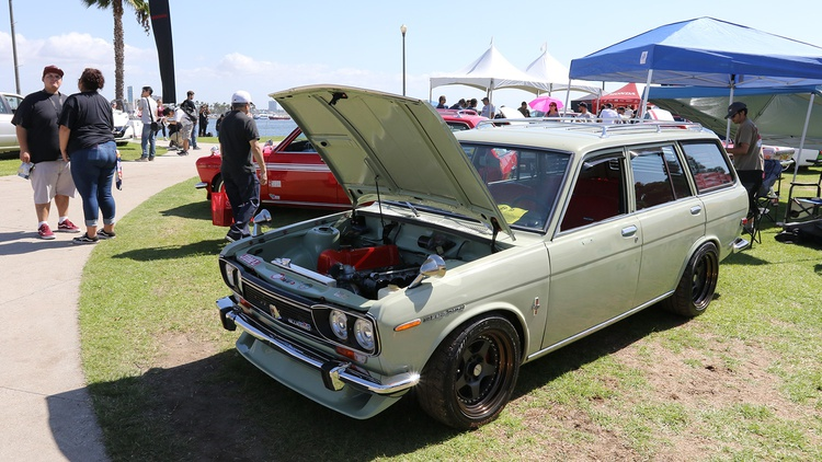 510 wagons? Yes, please.