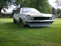Pushrod-Ford Pinto
