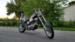 Youngbloodcustoms-All American Harley Ironhead chop