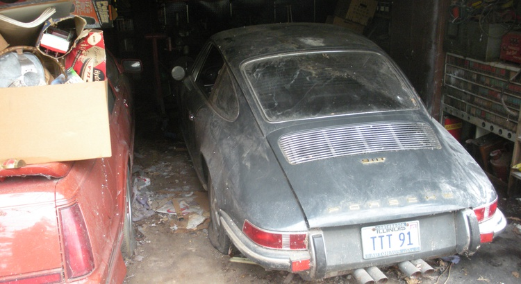 Found a Porsche in Rock Island, IL