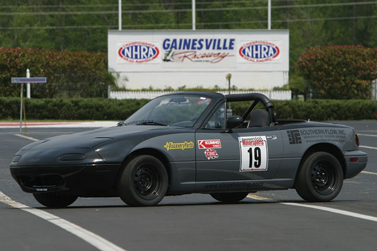 Hong Norr Racing: 1990 Mazda Miata