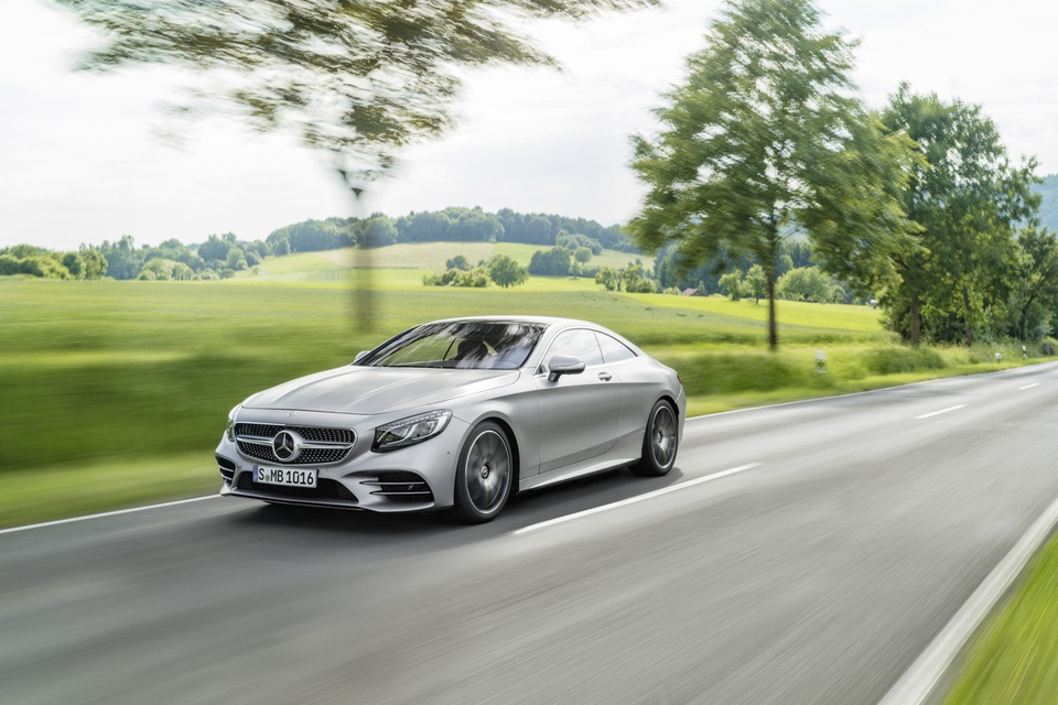 2018 Mercedes-Benz AMG S63 Coupe| Grassroots Motorsports forum |