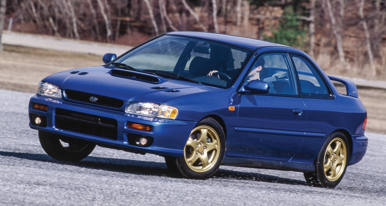 Classic Cool: Subaru Impreza 2.5 RS| Grassroots ...