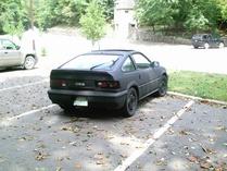junkbuggie-Honda CRX si