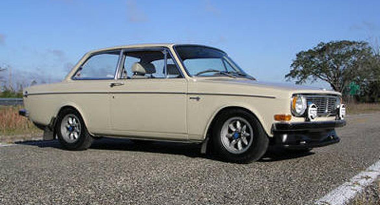 1969 Volvo 142