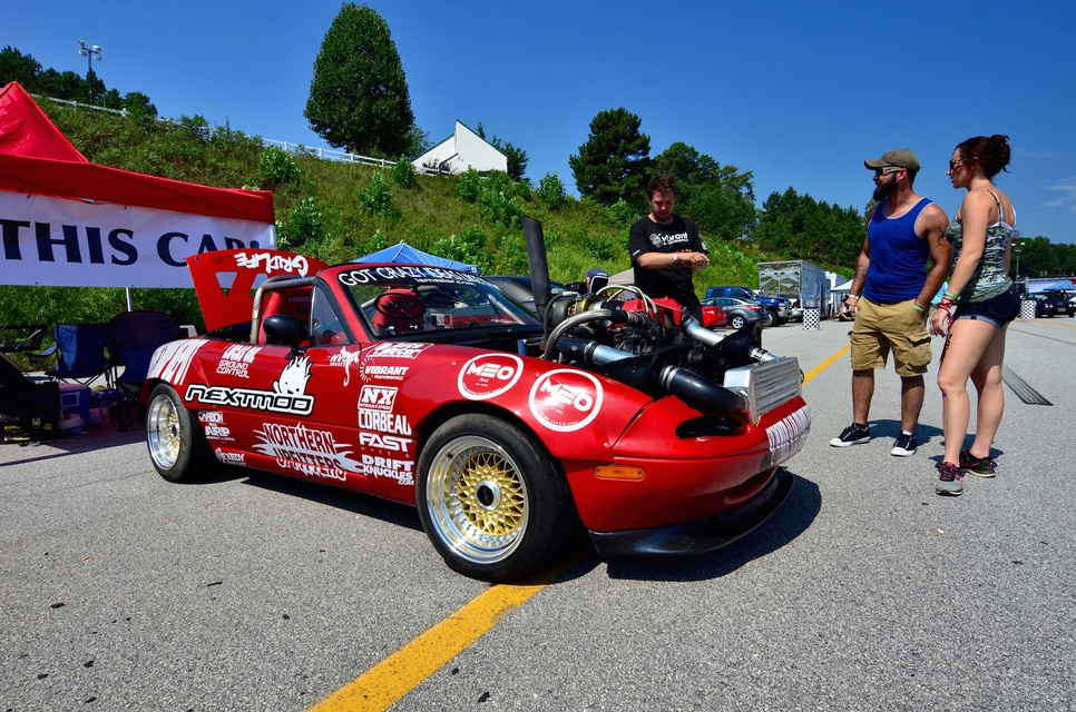 Someone Actually Did It: A Cummins-Powered Miata| Grassroots