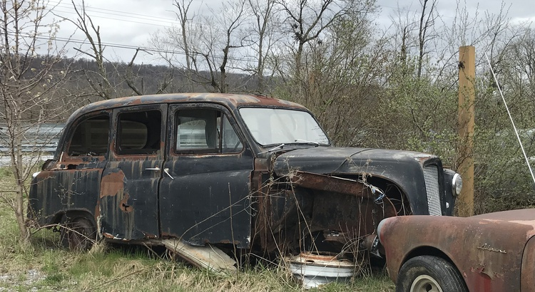 Found a Cab in Grantville, PA