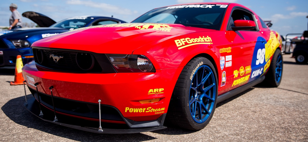 Meet Our Project Mustang At Daytona This Weekend