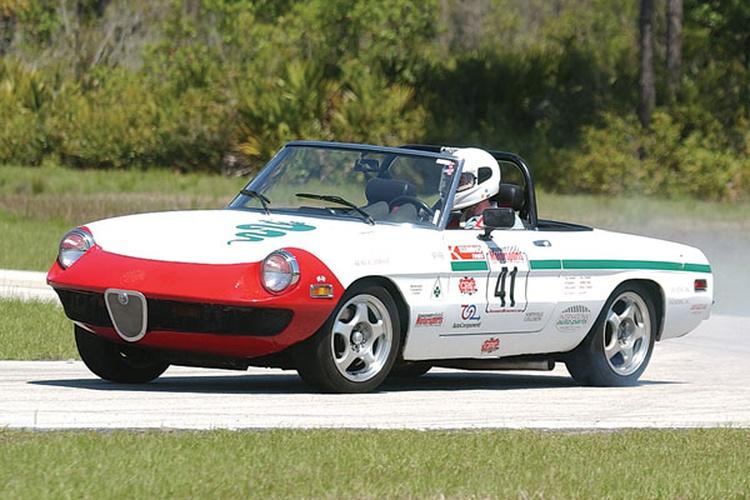 AROC Detroit: 1978 Alfa Romeo Spider