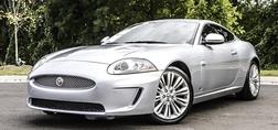 nderwater-Jaguar XK Coupe