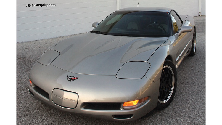 Information Overload: Every C5 Corvette Fact in One Place