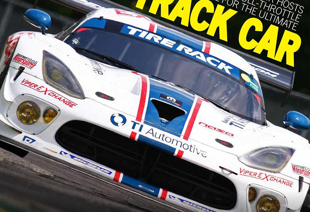 VIR hosts a full-throttle battle for the ultimate track car.