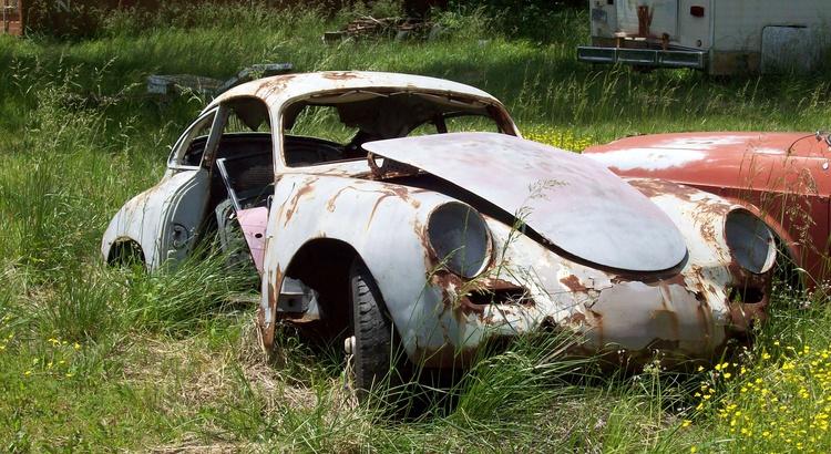 Found a Porsche in Muskogee, OK