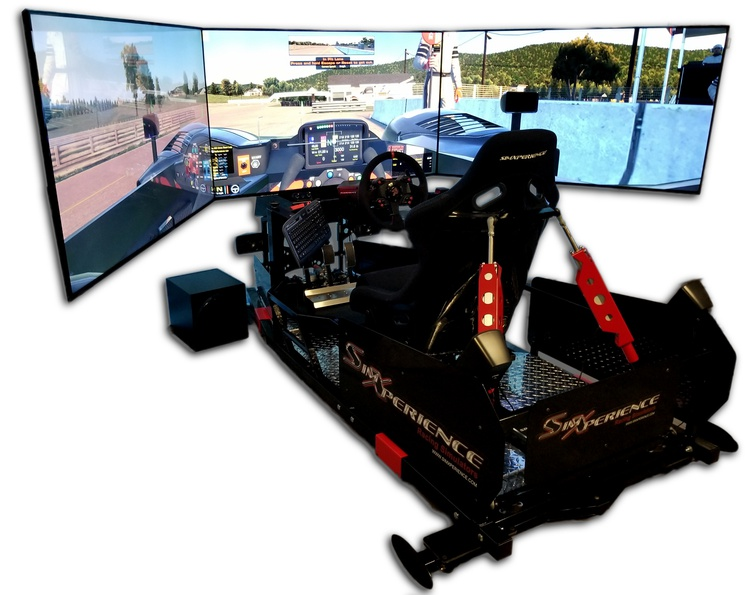 SimXperience: From Father-Son Project to Industry Leader