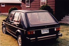Clarty-Volkswagen Rabbit C