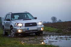 BASSone-Subaru Forester 2.0 XT (turbo, 177hp)