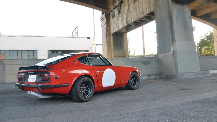 Build A Car From Scratch >> Z-For-All: A Modified Datsun With an Old-School Look | Articles | Grassroots Motorsports
