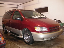 Matthew Huizing-Toyota Sienna XLE